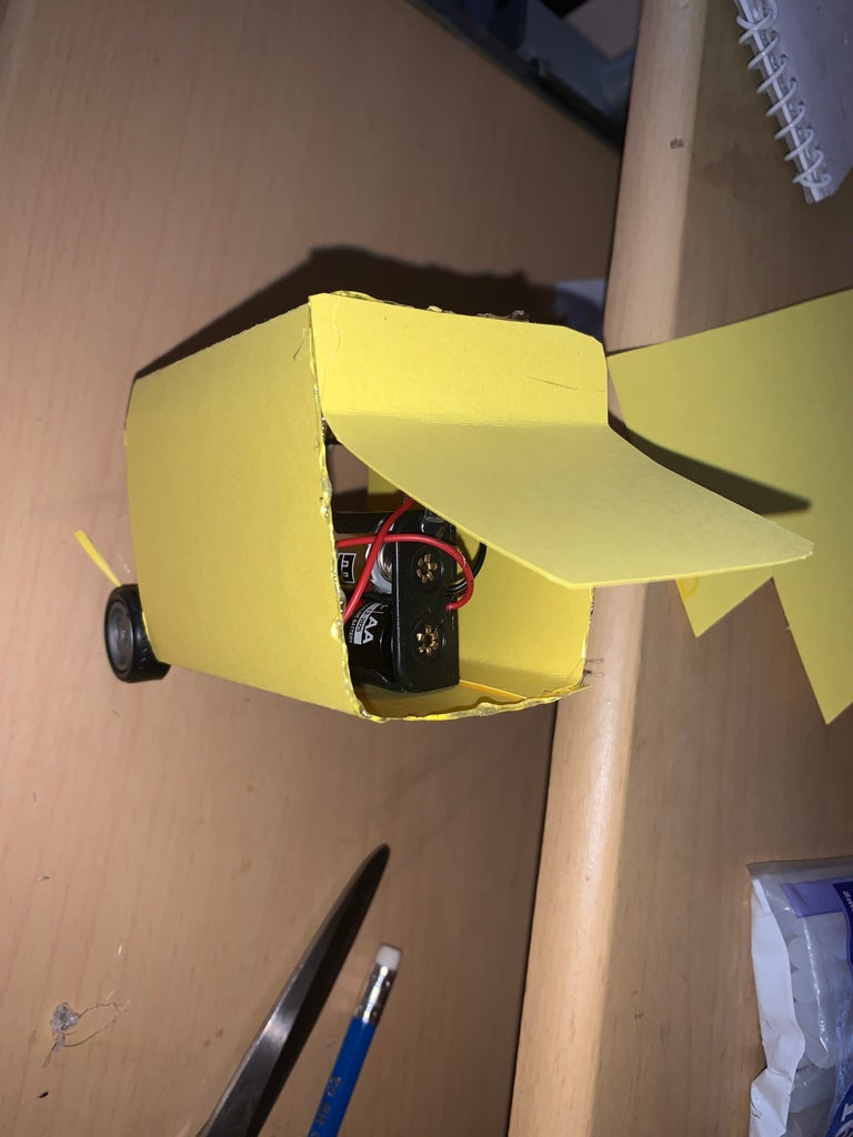 Building the Robots Body