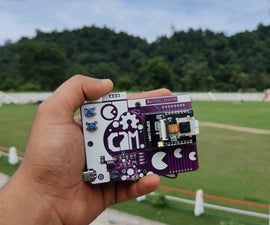 Dumb But Great Point and Shoot Camera With ESP32 CAM