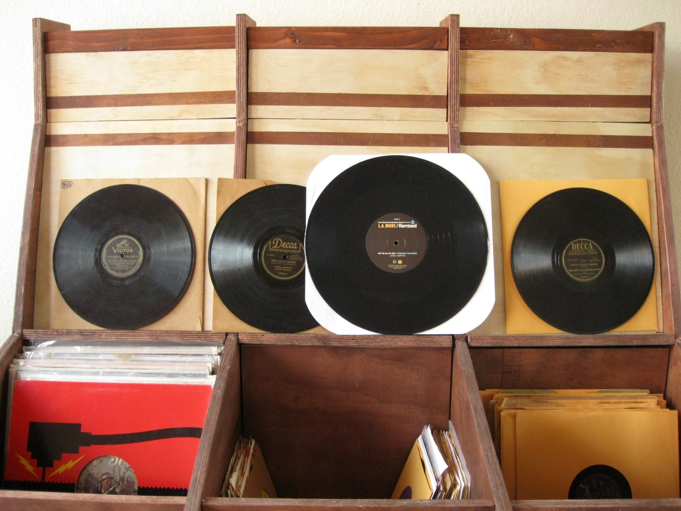 Records and Music