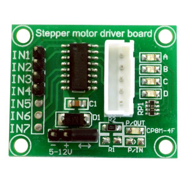 28BYJ-48 2003 Stepper Motor Driver Module for Arduino+DC 5V Stepper Motor Kit