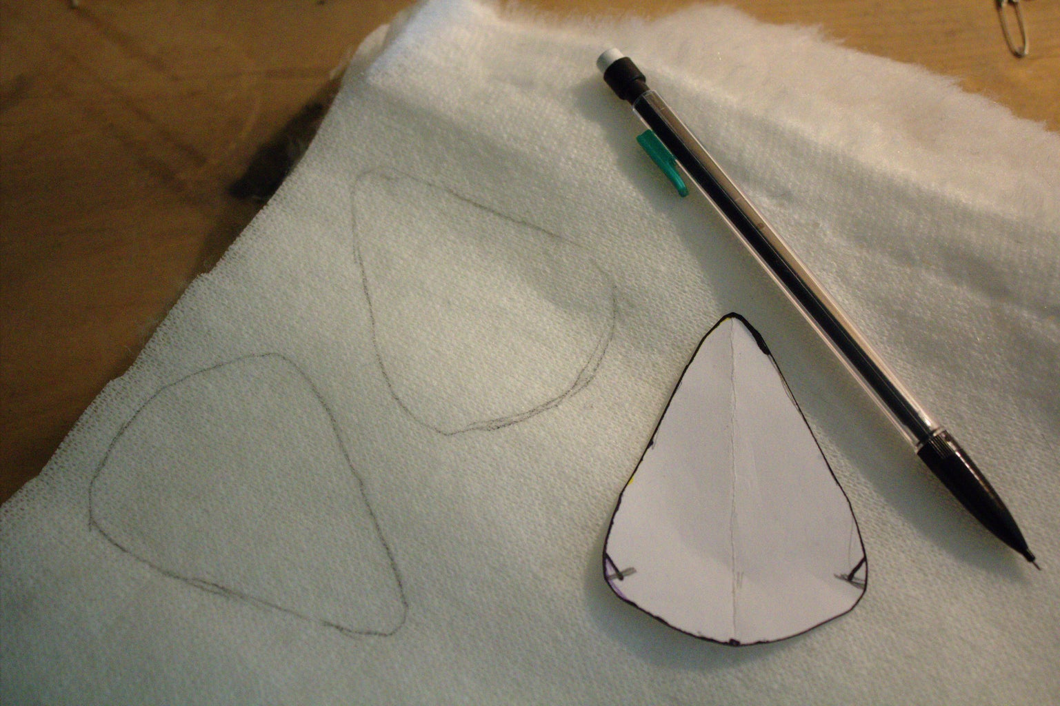 Sewing the Skin