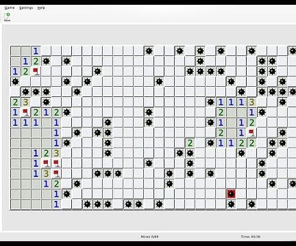Linux : How to Install Minesweeper!!