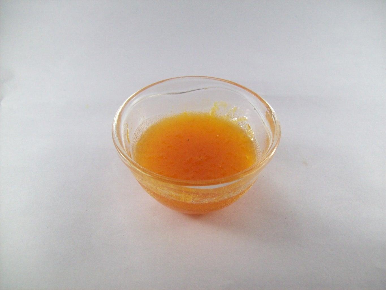 Preparation of Orange Jam