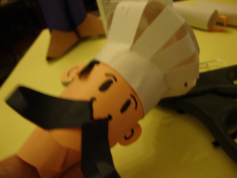 Hat & Head