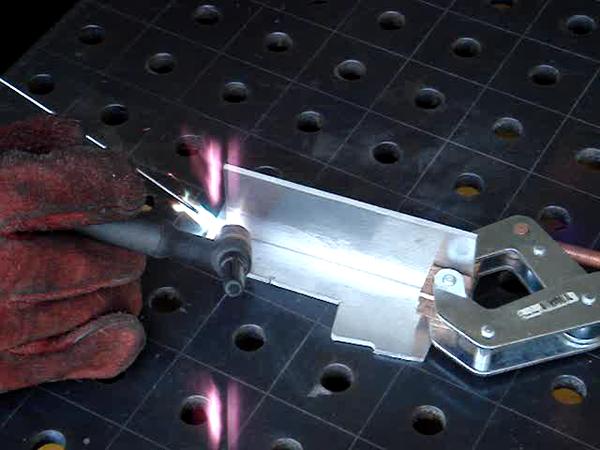 How to Weld - TIG Welding
