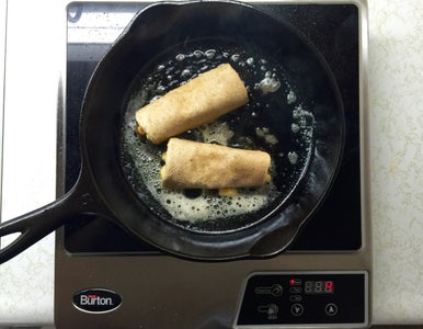 Drop the Little Fragile Tubes Into the Pan