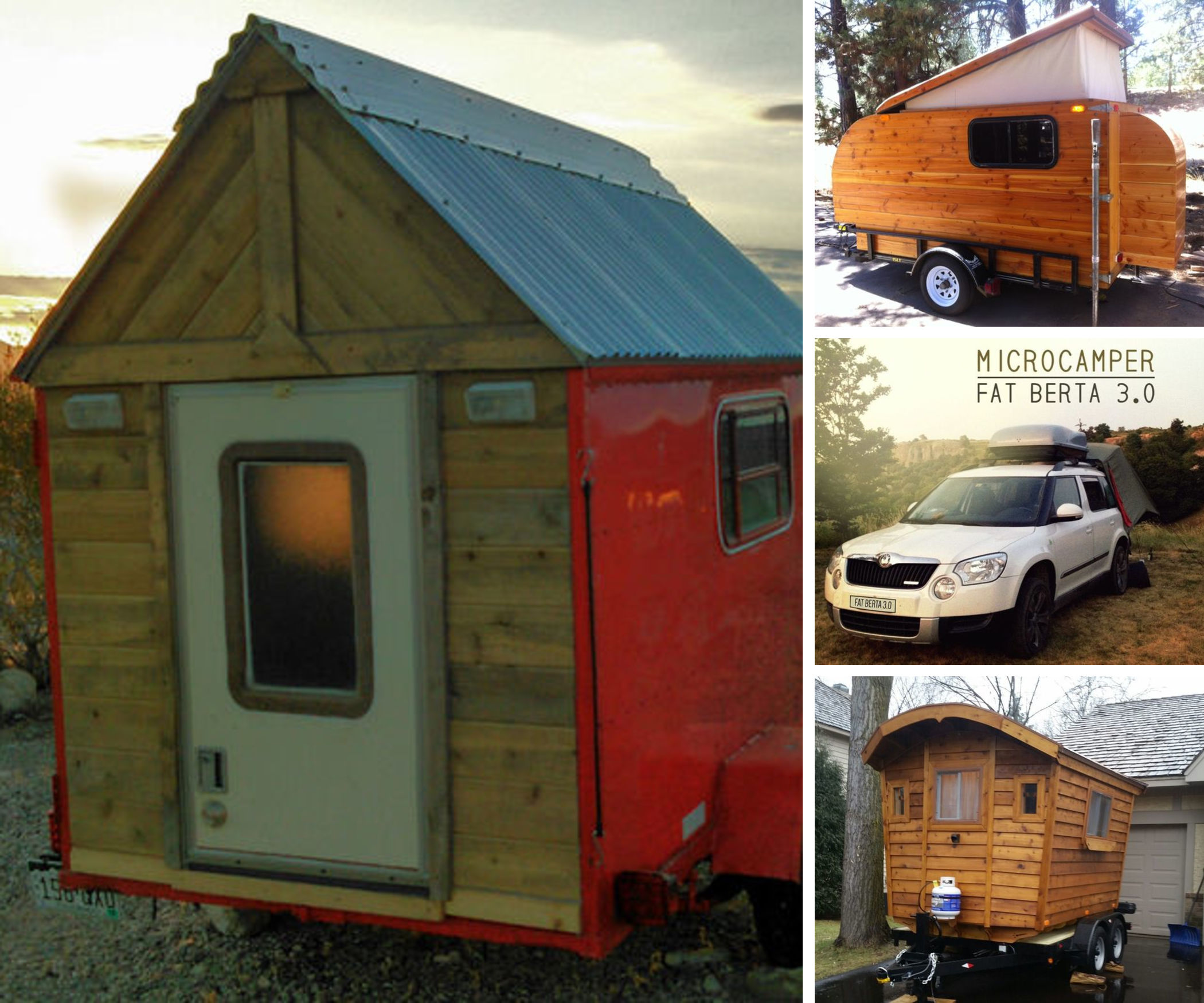 10 Campers You'll Actually Want To Camp In