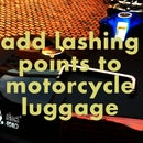 Motorcycle Touring Lashing Points