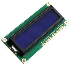 The 1602 LCD Display