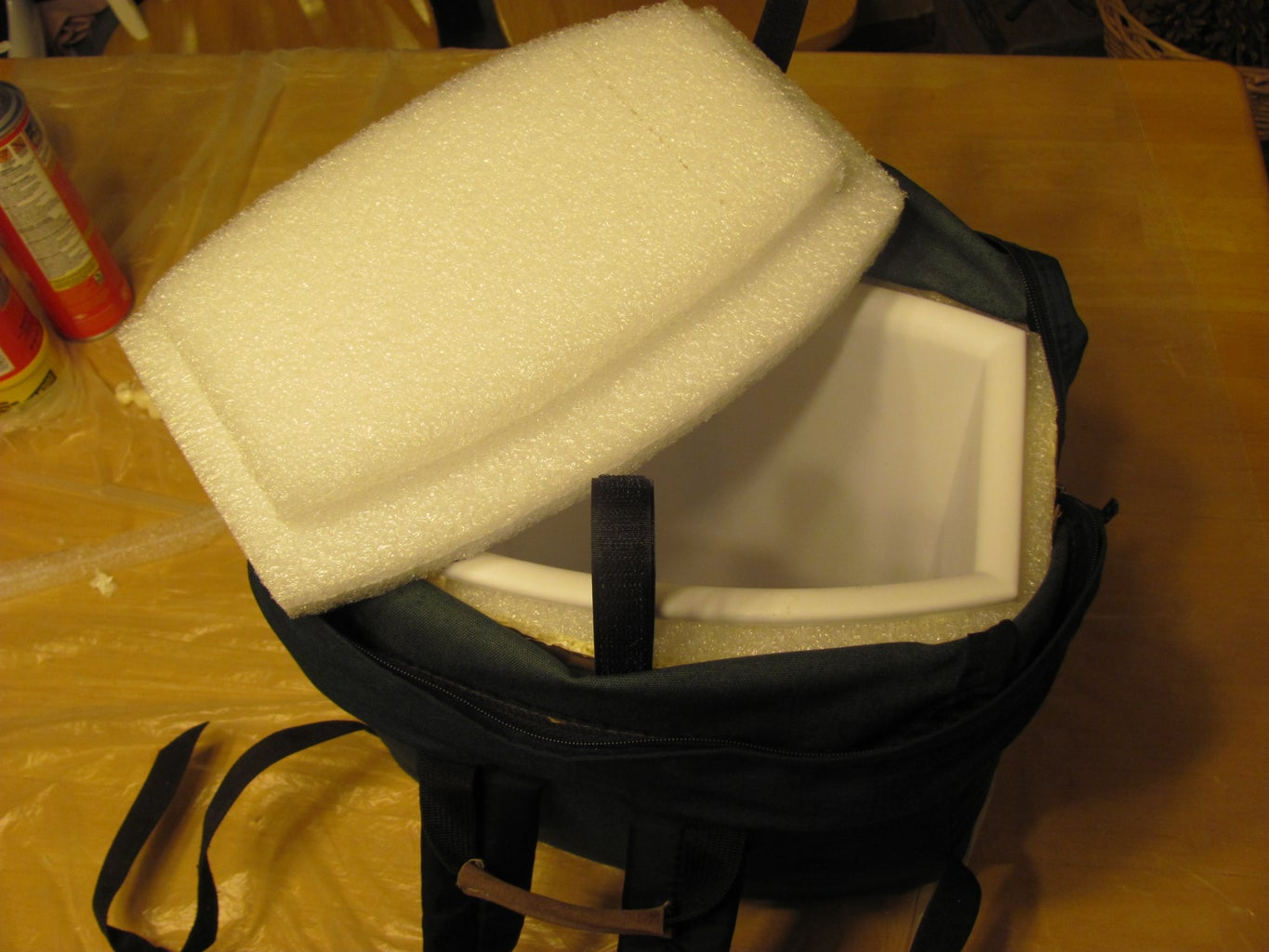 Ice Chest Backpack