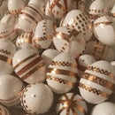 Eggciting Washi Eggs