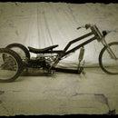 Electric Trike w/Air Suspension