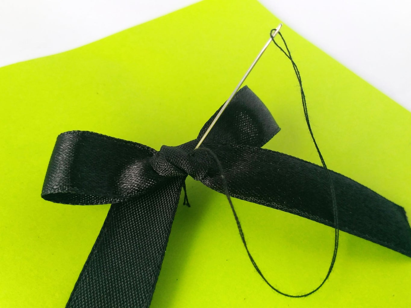 Prevent the Bow From Unraveling