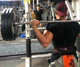 DIY Workout Program