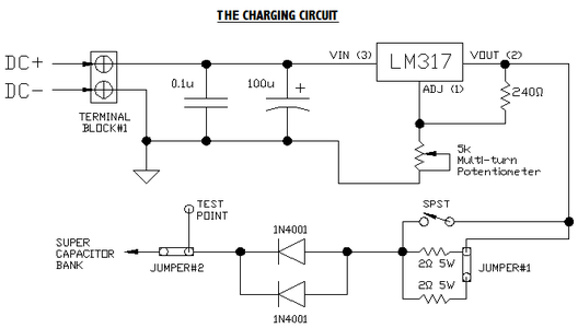 THE CHARGING CIRCUIT