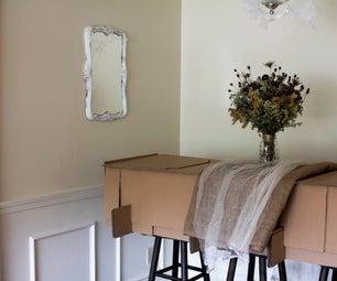 Handmade Functional Coffin