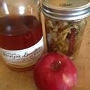 Bourbon Apple Pie Preserves