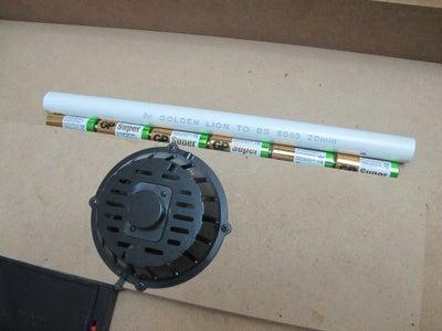 Simple Battery Storage Method