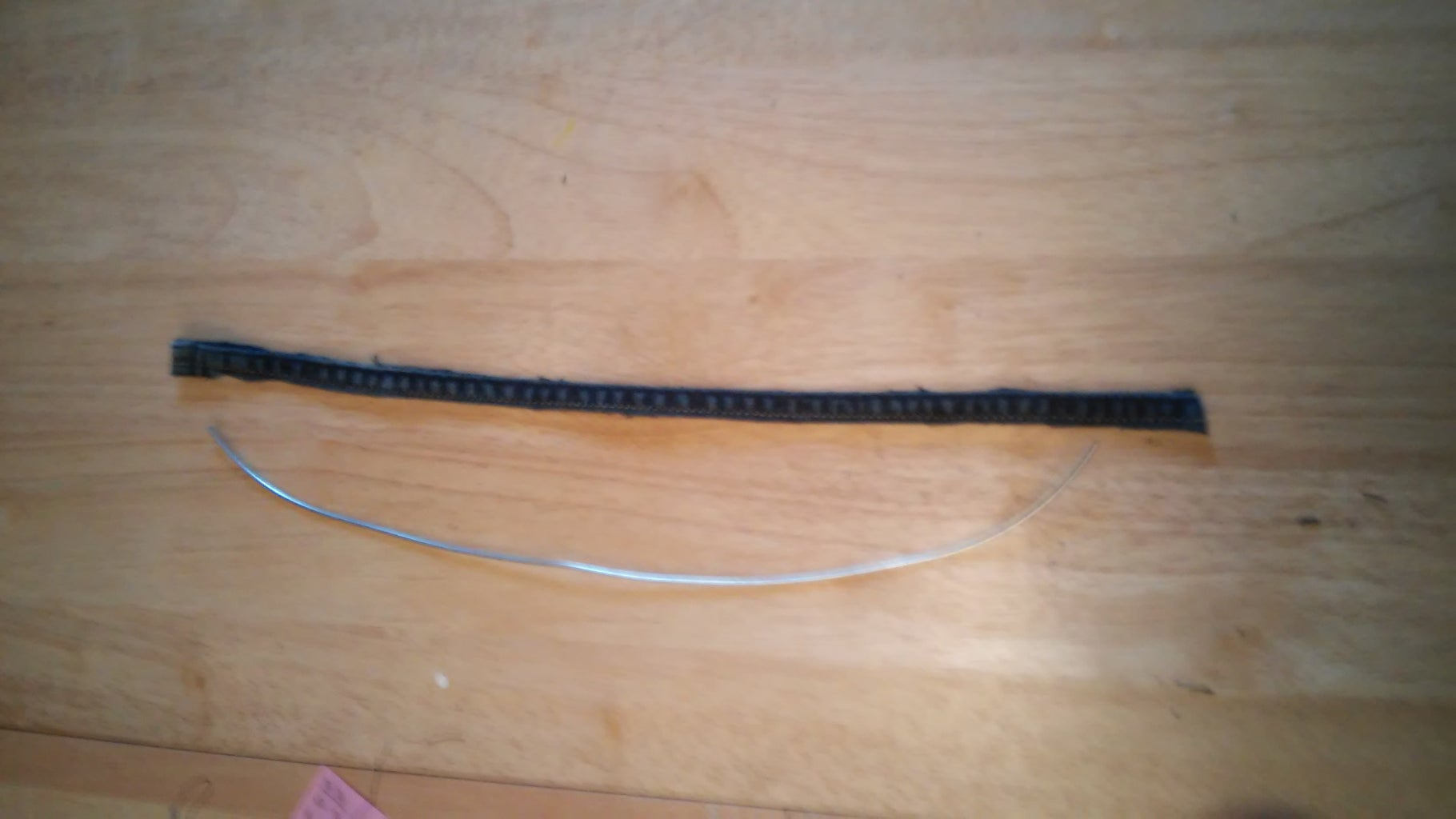 Thread in Wire