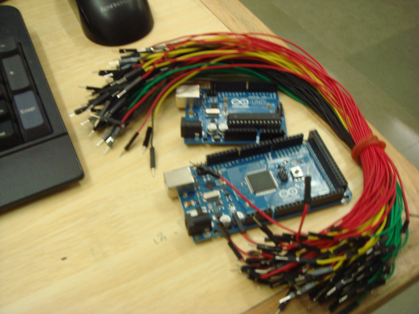 Microcontrollers and Sensors