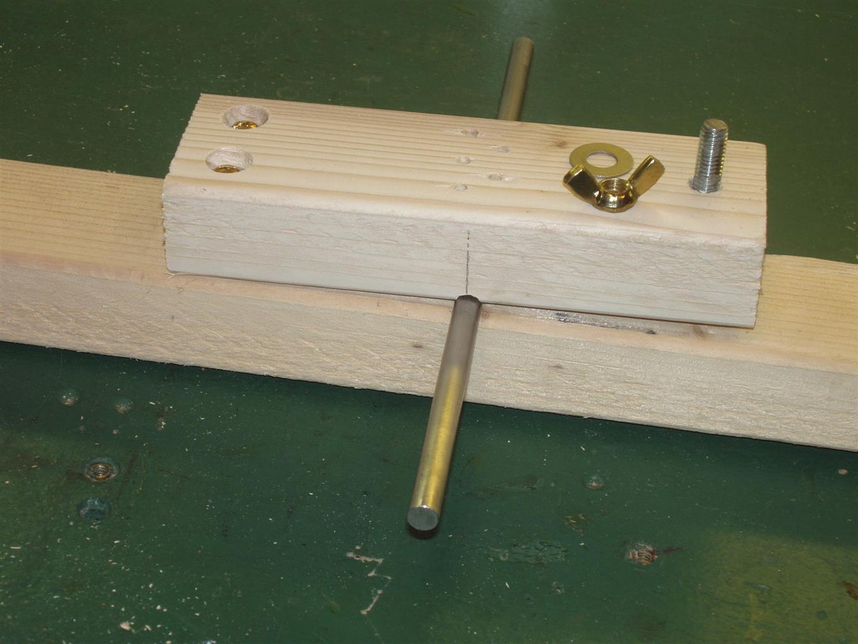 Build the Prony Brake