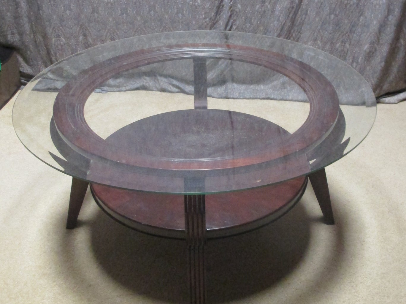 Obtain an Old Coffee Table.