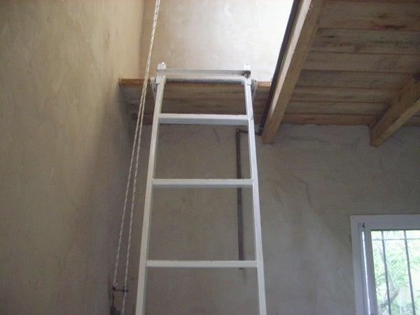 Lift-up Ladder (escalera Levadiza)