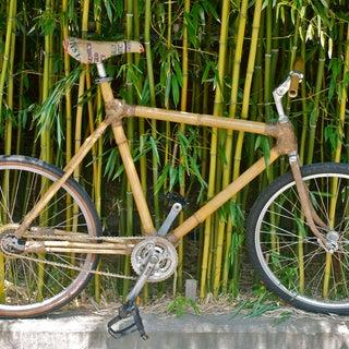 Bamboo Bike Frame.