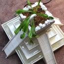 Aztec Temple Bog Planter