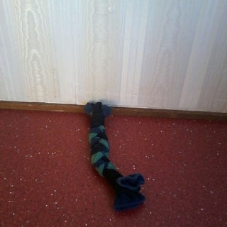 Dog Rope From Old Socks