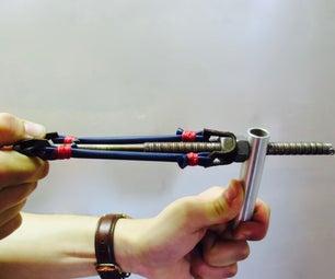 Airsoft Rubber Band Ball Gun