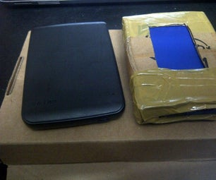 Drop-Proof Hard Disk