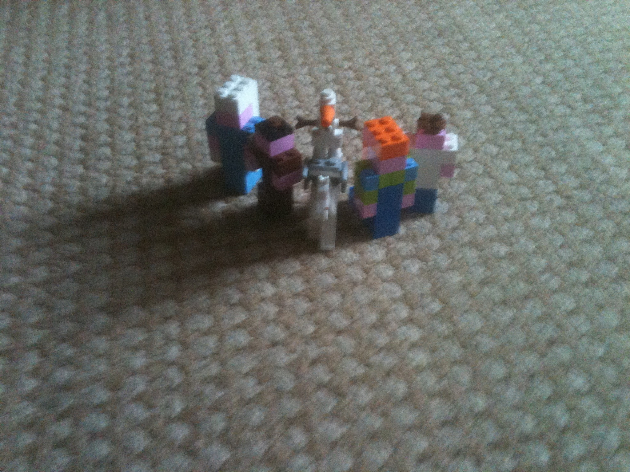 Lego Frozen Characters P2