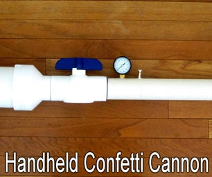 Handheld Confetti Cannon