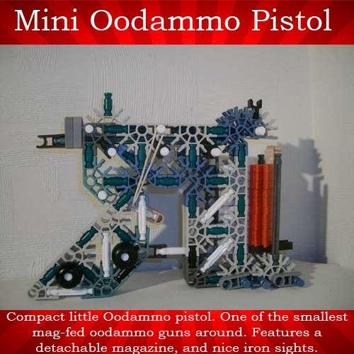 Mini Oodammo Pistol V2