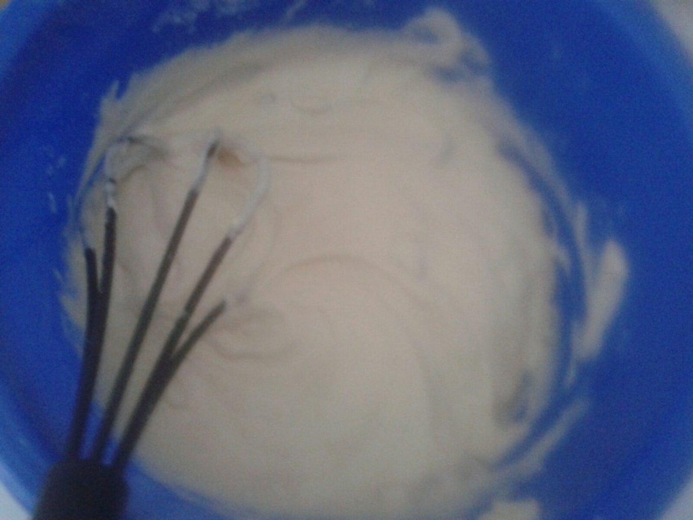Preparation of Cake Batter: