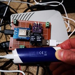 DIY Multifunction Energy Meter V2.0