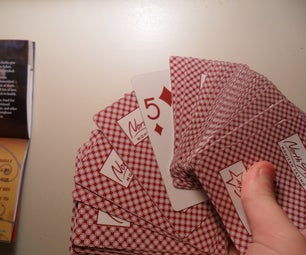 How to Do the Slip N' Shuffle Card Trick