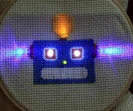 Electronic Cross Stitch