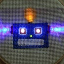 Electronic Cross Stitch