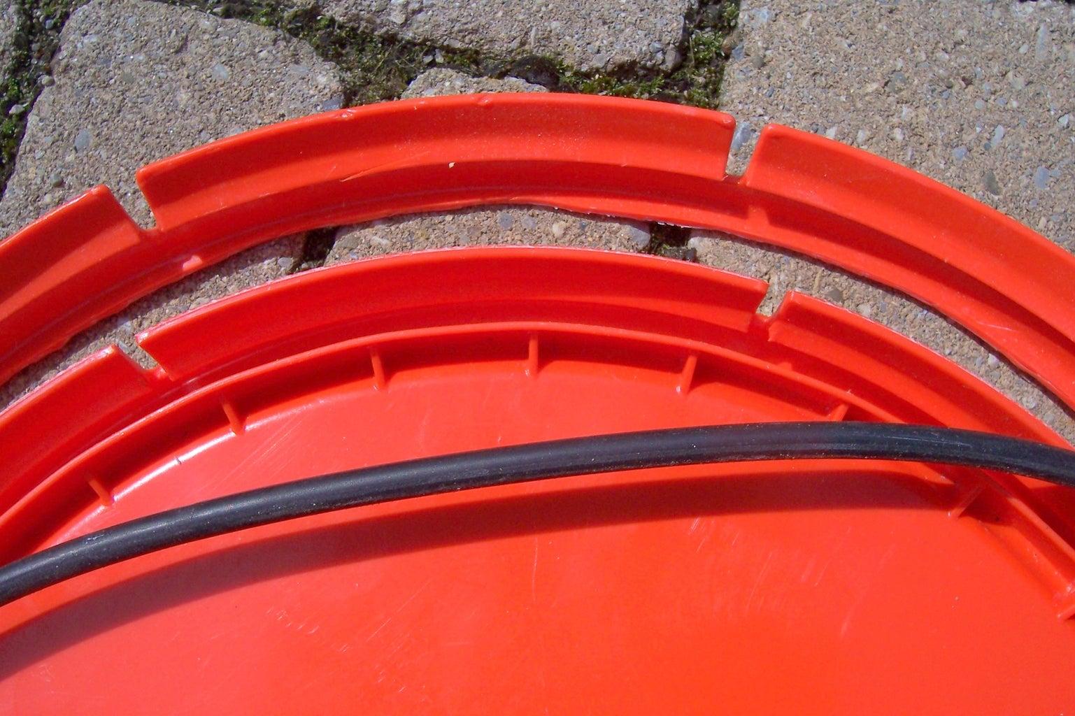 Basin Construction - the Bottom