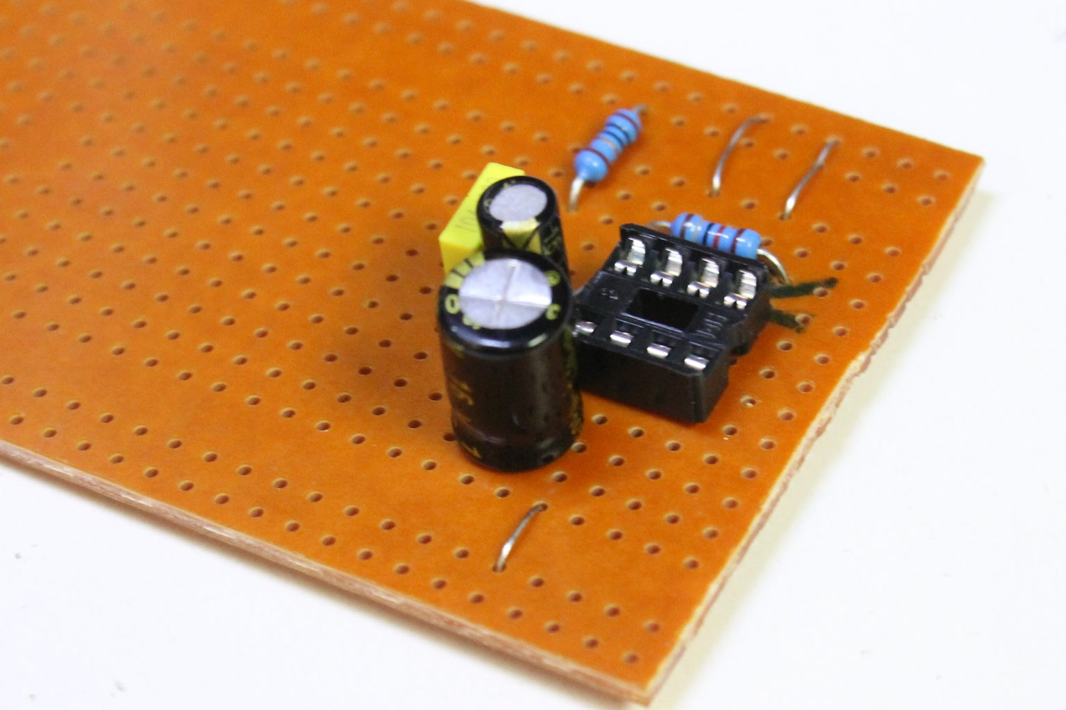 Making the Circuit - Pins 6 & 7 and the Next Channel