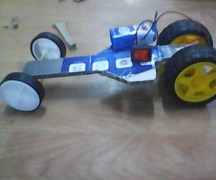 F1  Electric  Gear Car