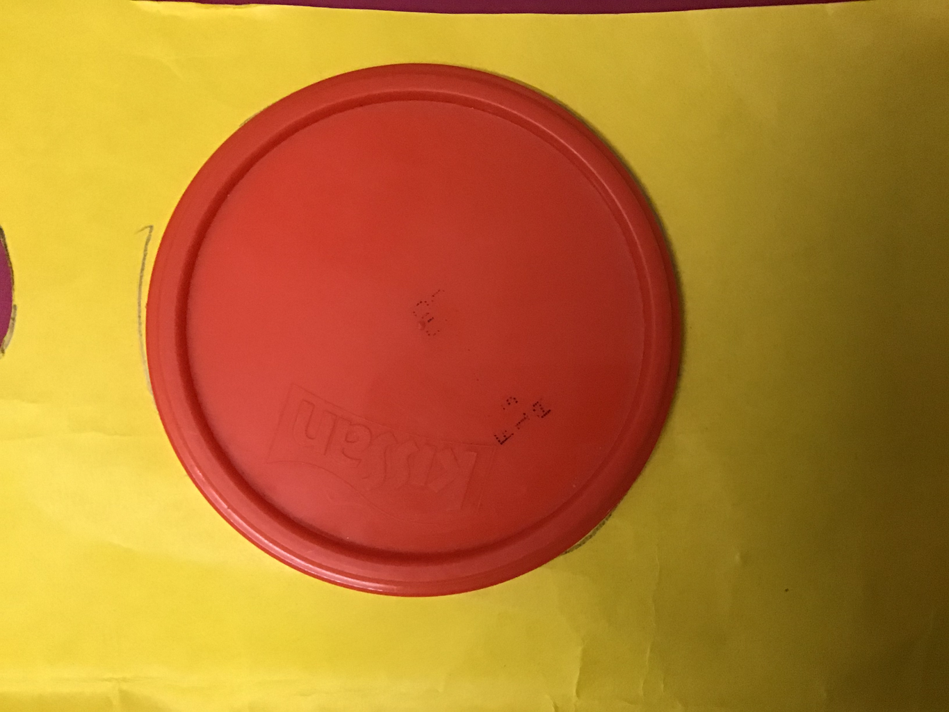 Cap of a Container to Badges.