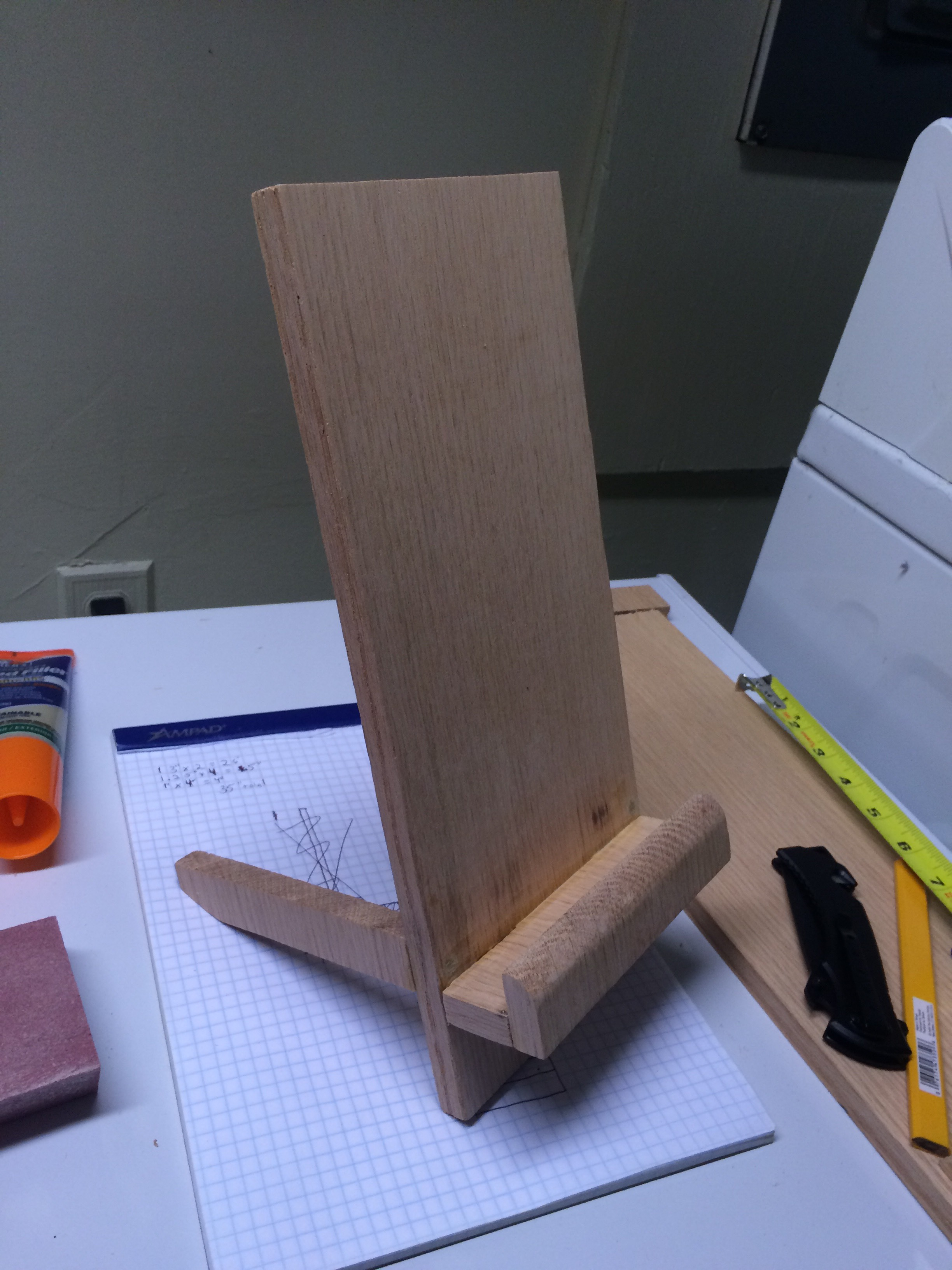 Simple Book Stand