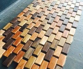 Hardwood Rug