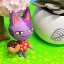 Sculpt an Animal Crossing Figure With Air Dry Clay : Bob the First Villager