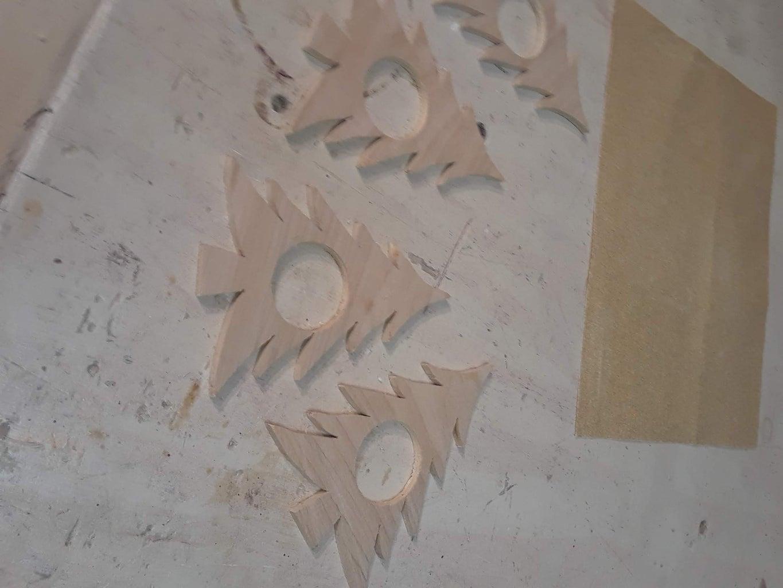 Sanding Every Piece