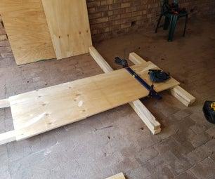 DIY Woodworking Bench