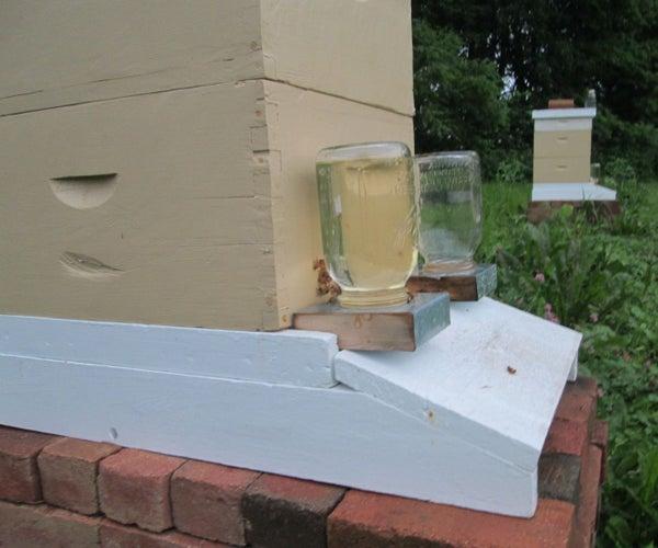 Entrance Bee Feeder